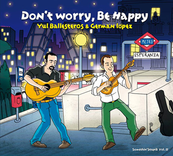 "Post thumbnail of ILUSTRACIÓN – Carátula del CD ""Somethin' Stupid Vol.2″"