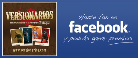 Post thumbnail of NOTICIAS – Hazte Fan de Versionarios en Facebook