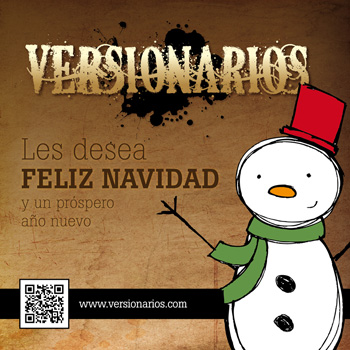 Post thumbnail of VERSIONARIOS – Felices Fiestas
