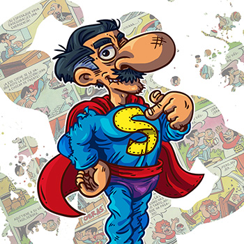Post thumbnail of ILUSTRACIÓN – Superlópez